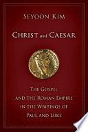 Christ and Caesar Book