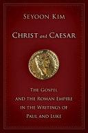 Christ and Caesar