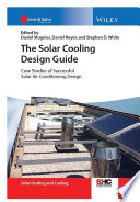The Solar Cooling Design Guide Book