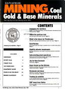 South African Mining  Coal  Gold   Base Minerals Book