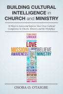 Building Cultural Intelligence in Church and Ministry