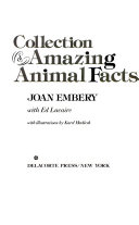Joan Embery S Collection Of Amazing Animal Facts