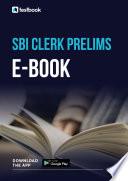 SBI Clerk Prelims Guide 2021 - Download 100+ Questions in PDF!