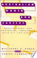 Australian Women And Careers