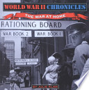 The War at Home Book