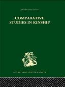 Comparative Studies in Kinship Pdf/ePub eBook