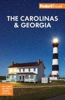 Fodor's The Carolinas & Georgia [Pdf/ePub] eBook