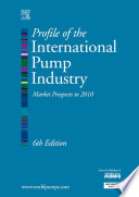 Profile Of The International Pump Industry Book PDF