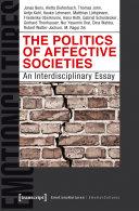 The Politics of Affective Societies