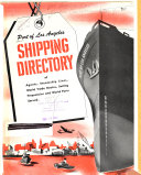 Pdf Port of Los Angeles Shipping Directory