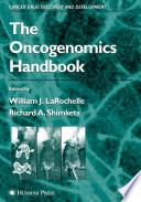 The Oncogenomics Handbook Book