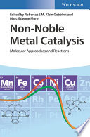 Non Noble Metal Catalysis