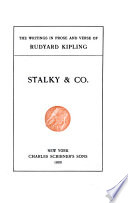 The Writings in Prose and Verse of Rudyard Kipling  Stalky   Co