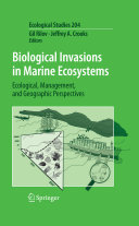 Pdf Biological Invasions in Marine Ecosystems