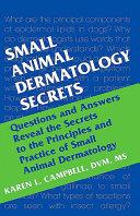 Small Animal Dermatology Secrets E Book