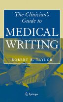 Clinician s Guide to Medical Writing