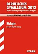 Abitur Biologie Berufliches Gymnasium Baden-Württemberg