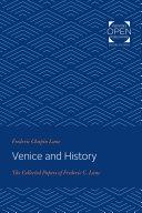 Venice and History Pdf/ePub eBook
