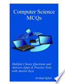 Basic Computer Knowledge Multiple Choice Questions And Answers Mcqs  Book PDF