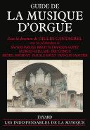 Pdf Guide de la musique d'orgue Telecharger