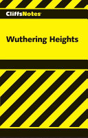 Cliffs Notes On Bronte S Wuthering Heights Book