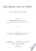 Our Earth and Its Story Book PDF
