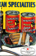 Walker's Red Hot Chile Con Carne