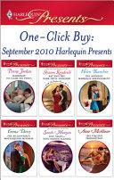 One-Click Buy: September 2010 Harlequin Presents