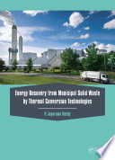 Energy Recovery from Municipal Solid Waste by Thermal Conversion Technologies