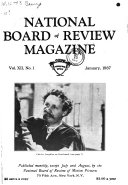 Pdf National Board of Review Magazine
