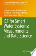 ICT for Smart Water Systems: Measurements and Data Science