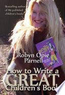 How To Write A Great Children S Book