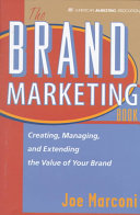The Brand Marketing Book