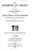 The Handbook of Jamaica for