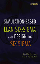 Simulation based Lean Six Sigma and Design for Six Sigma Book