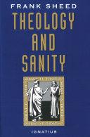 Theology and Sanity Pdf/ePub eBook