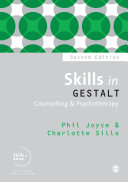 Skills in Gestalt Counselling   Psychotherapy