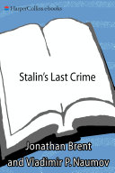 Pdf Stalin's Last Crime Telecharger