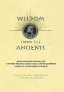 Wisdom From The Ancients [Pdf/ePub] eBook