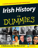 Pdf Irish History For Dummies Telecharger