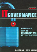 IT Governance Book