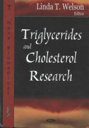 Triglycerides and Cholesterol Research