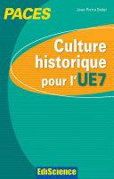 Pdf Culture historique pour l'UE7 Telecharger