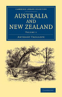 Pdf Australia and New Zealand