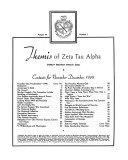 Themis of Zeta Tau Alpha Book