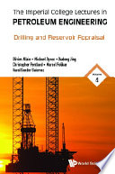 The Imperial College Lectures In Petroleum Engineering Book PDF