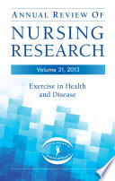 Annual Review Of Nursing Research Volume 31 2013