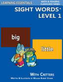 Sight Words Plus Level 1: Sight Words Flash Cards with Critters for Pre-Kindergarten & Up Pdf/ePub eBook