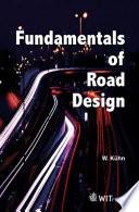 Fundamentals of Road Design