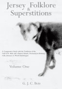 Jersey Folklore & Superstitions Volume One